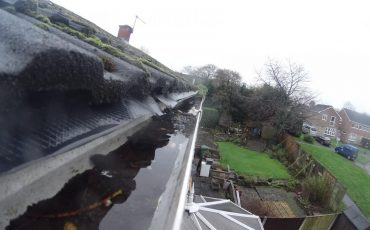 Roof cleaning is just another DIY project?